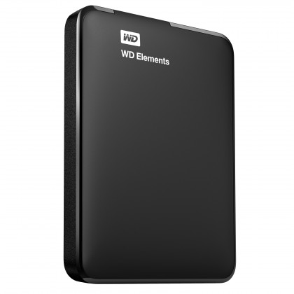"Externý disk HDD 2.5"" WD Elements Portable 500GB USB"