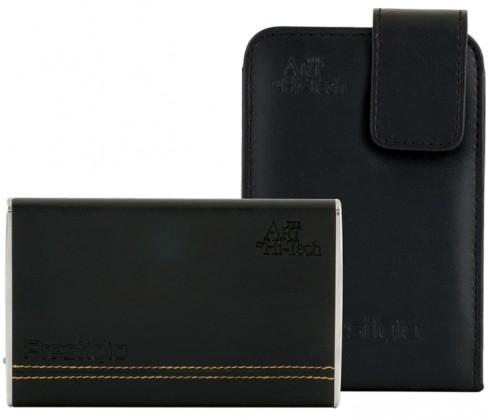 "Externý disk  Prestigio Data Safe I 2,5"" 500GB, USB 2.0, kůže (PDS1BK500)"
