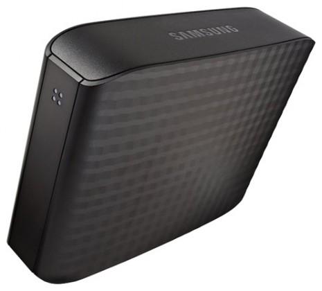 "Externý disk Samsung D3 Station 4TB, 3,5"", USB3.0, STSHX-D401TDB"