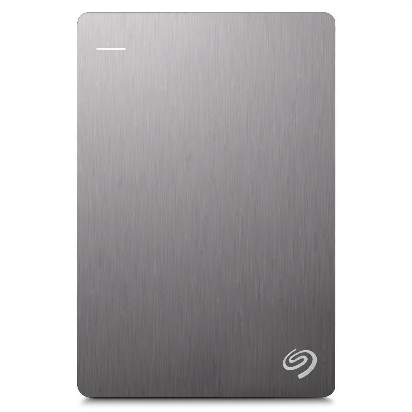 Externý disk Seagate Backup Plus Slim 1TB STDR1000201 (strieborný)