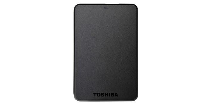 """Externý disk  Toshiba BASICS V1 750GB, 2,5"""", USB 3.0, HDTB107EK3AA"""