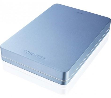 """Externý disk Toshiba CANVIO ALU 3S 2TB, 2,5"""", USB 3.0 HDTH320EL3CA"""