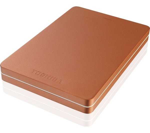 "Externý disk Toshiba CANVIO ALU 3S 2TB, 2,5"", USB 3.0, HDTH320ER3CA"