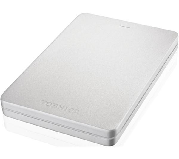 "Externý disk Toshiba CANVIO ALU 3S 2TB, 2,5"", USB 3.0, HDTH320ES3CA"