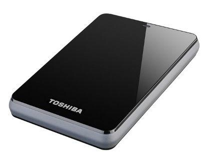 """Externý disk  Toshiba HDD externí STOR.E CANVIO 2.5"""" 1TB, USB 3.0, černý"""
