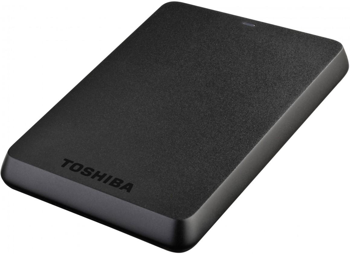 Externý disk Toshiba HDD externý STOR.E BASIC S 2.52TB, USB 3.0, čierna