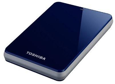 Externý disk Toshiba HDD externý STOR.E Canvio 2.51TB, USB 3.0, modrý