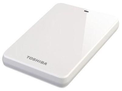 Externý disk Toshiba HDD externý STOR.E Canvio 2.5500GB, USB 3.0, biely