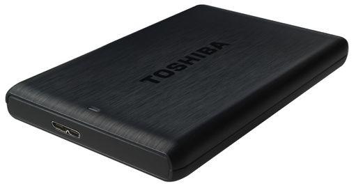 Externý disk Toshiba HDD externý STOR.E PLUS 2.51TB, USB 3.0, čierna