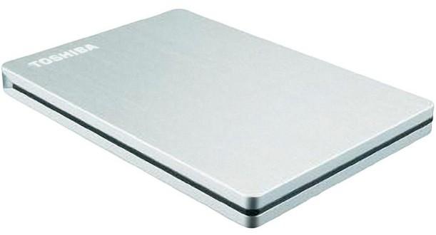 Externý disk Toshiba Stor.E Slim 500GB, HDTD205ES3DA