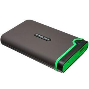 """Externý disk TRANSCEND externí HDD 2,5"""" USB 3.0 StoreJet 25M3, 1TB, Black (SAT"""