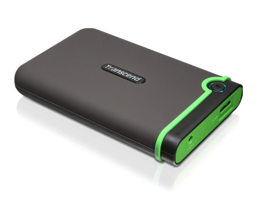 """Externý disk TRANSCEND externí HDD 2,5"""" USB 3.0 StoreJet 25M3, 500GB, Black (S"""