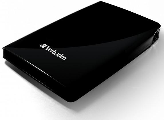 "Externý disk Verbatim Store 'n' Go 1TB/Externí/USB 3.0/2,5""/Black (53023)"