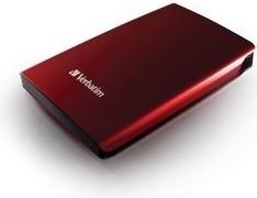 "Externý disk  Verbatim Store 'n' Go 320GB, 2,5"", 5400rpm, USB 2.0, 53004"