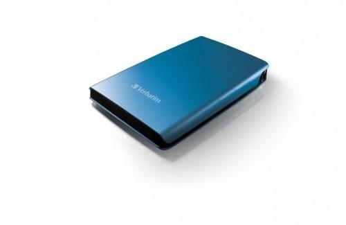 "Externý disk  Verbatim Store 'n' Go 320GB, 2,5"", 5400rpm, USB 2.0, 53005"