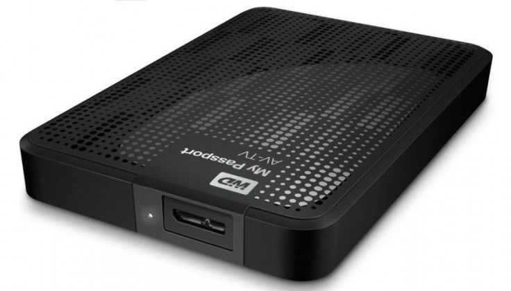 "Externý disk WD My Passport AV-TV 1TB Ext. 2.5"" USB3.0, Black"