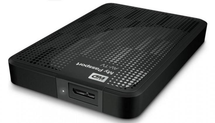 "Externý disk WD My Passport AV-TV 500GB Ext. 2.5"" USB3.0, Black"