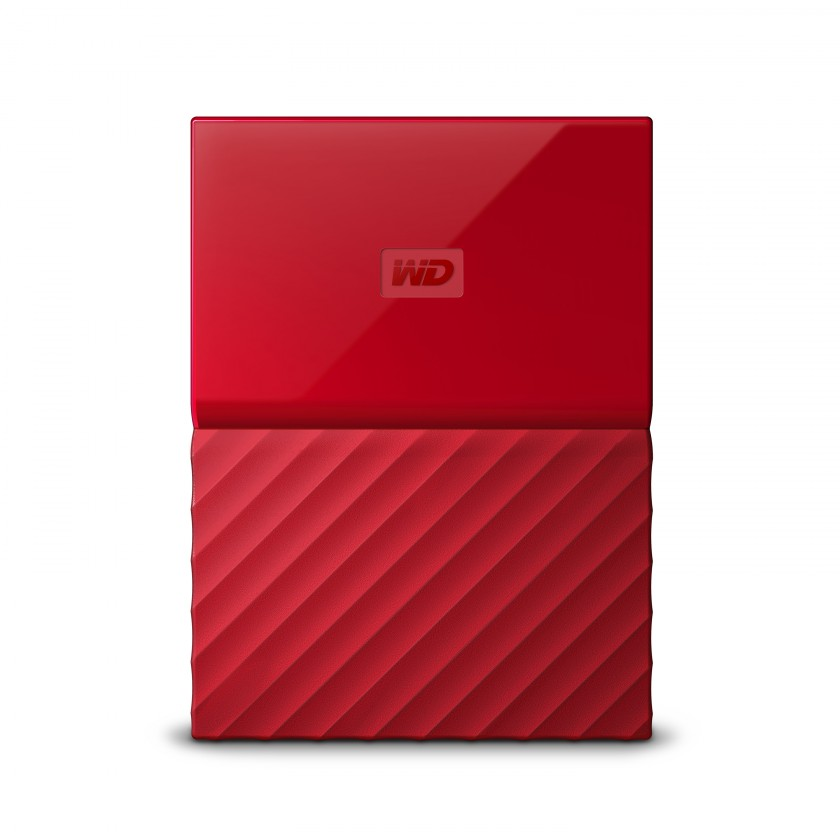 "Externý disk Western Digital My Passport 1TB, 2,5"", USB3.0, WDBYNN0010"
