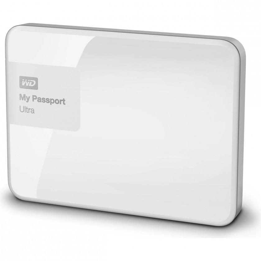 Externý disk Western Digital My Passport Ultra 2TB (WDBBKD0020BWT-EESN) biely