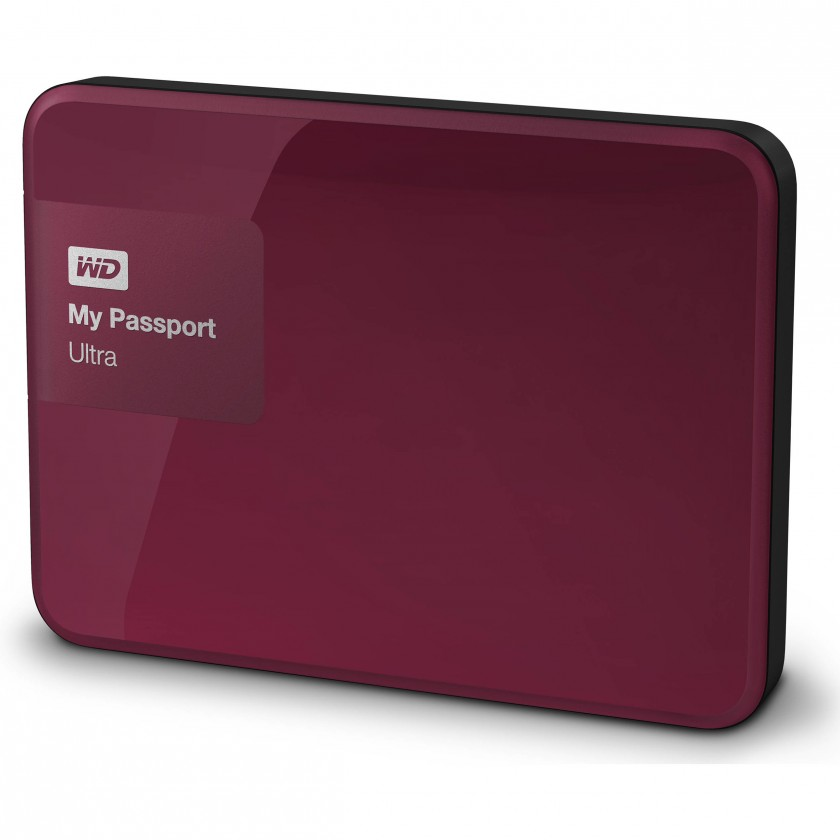 Externý disk Western Digital My Passport Ultra 500GB (WDBWWM5000ABY-EESN)