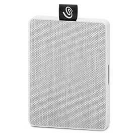Externý SSD disk Seagate Expansion, 1 TB, biela