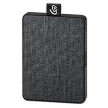 Externý SSD disk Seagate One Touch, 500 GB, čierna