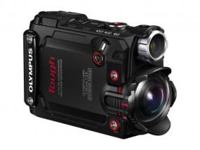 Extrémna akčná kamera Olympus TG-TRACKER EXTREME, čierna