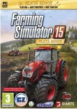 Farming Simulator 15 - Zlatá edícia