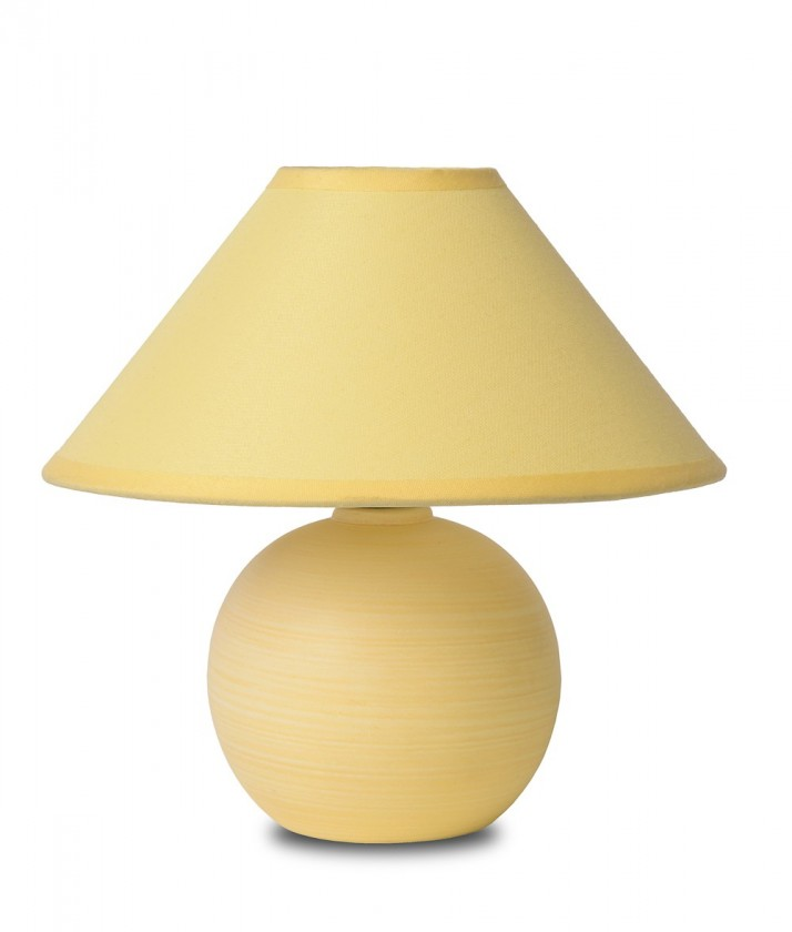 Faro - lampička, 40W, E14 (žltá)