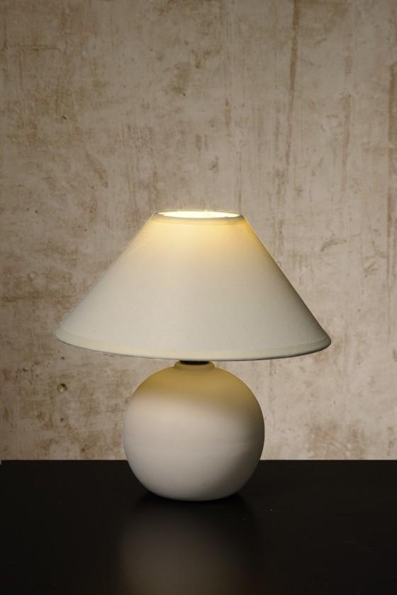 Faro - lampička (biela)