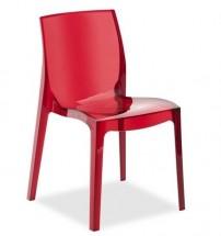 Femme Fatale-Jedálenská stolička