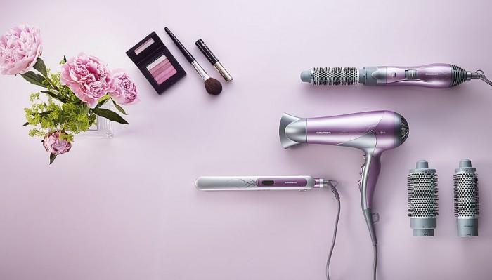 Kulma, fén a žehlička na vlasy