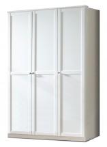 Filou - Skriňa trojdverová (alpská biela)