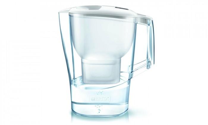 Filtračná kanvica, filter Filtračné kanvice Brita ALUNA, biela, 2,4l