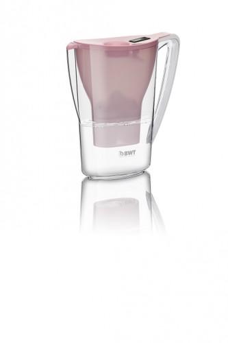 Filtračná kanvice BWT ZBRE5051 Penguin Pink + filter, 2,7l