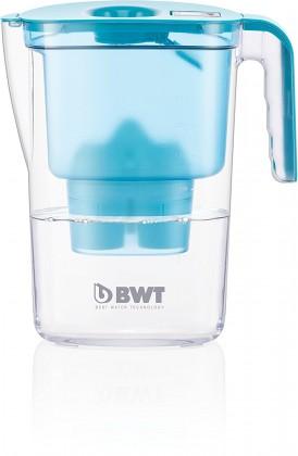 Filtračné kanvice, filtre BWT konvice VIDA modrá petrol 2.6l