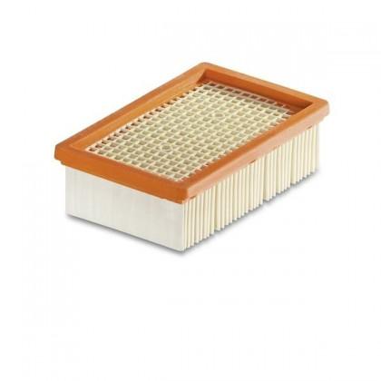 Filtre Náhradný filter KÄRCHER 6.414-498.0, plochý, skladaný