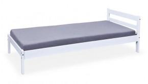 Finn - Rám postele 200x90, rošt (biela)
