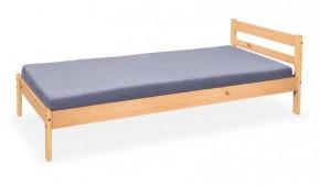 Finn - Rám postele 200x90, rošt (borovica)