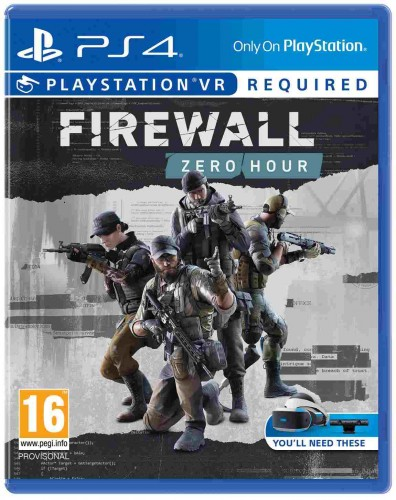 Firewall: Zero Hour VR (PS719389279