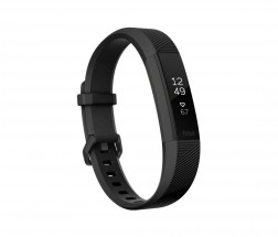 Fitbit Alta HR Black Gunmetal (vel. L)   Fitness náramok