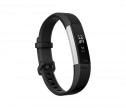 Fitbit Alta HR Black (vel. L)   Fitness náramok