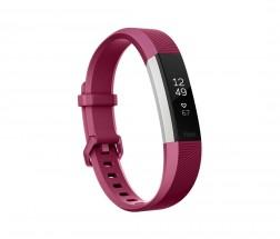Fitbit Alta HR Blue Fuchsia (vel. S)   Fitness náramok