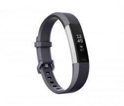 Fitbit Alta HR Blue Gray (vel. L)   Fitness náramok