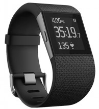 Fitbit Surge Large Black