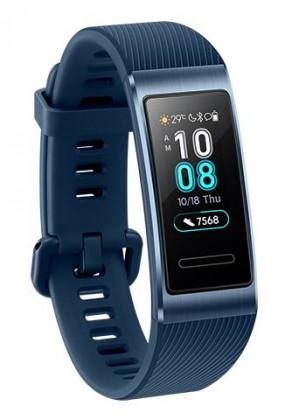 Fitness náramok Chytrý náramok Huawei BAND 3 PRO, modrá