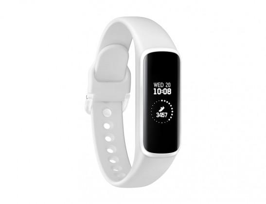 Fitness náramok Chytrý náramok SAMSUNG Galaxy Fit e, biela