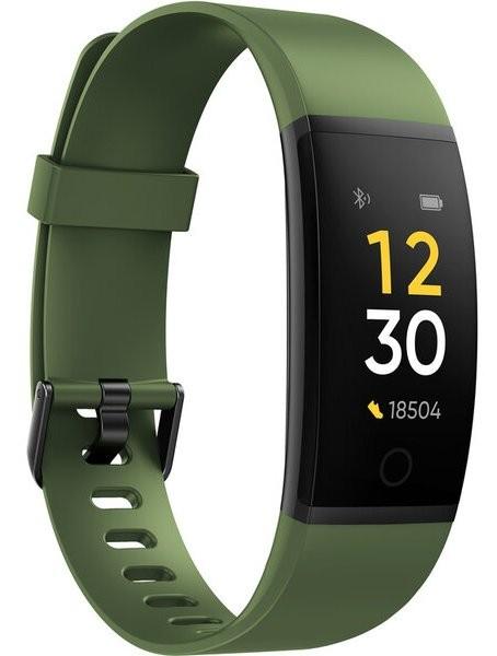 Fitness náramok Smart náramok Realme Band, zelená