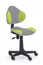 Flash 2- detská stolička (sivo-zelená)