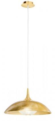 Flat - E27, 100W, 45x174x45 (zlatá)